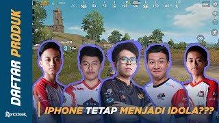 4 HP Para Pro Player PUBG Mobile, iPhone Terbaik Buat Nge-Game?