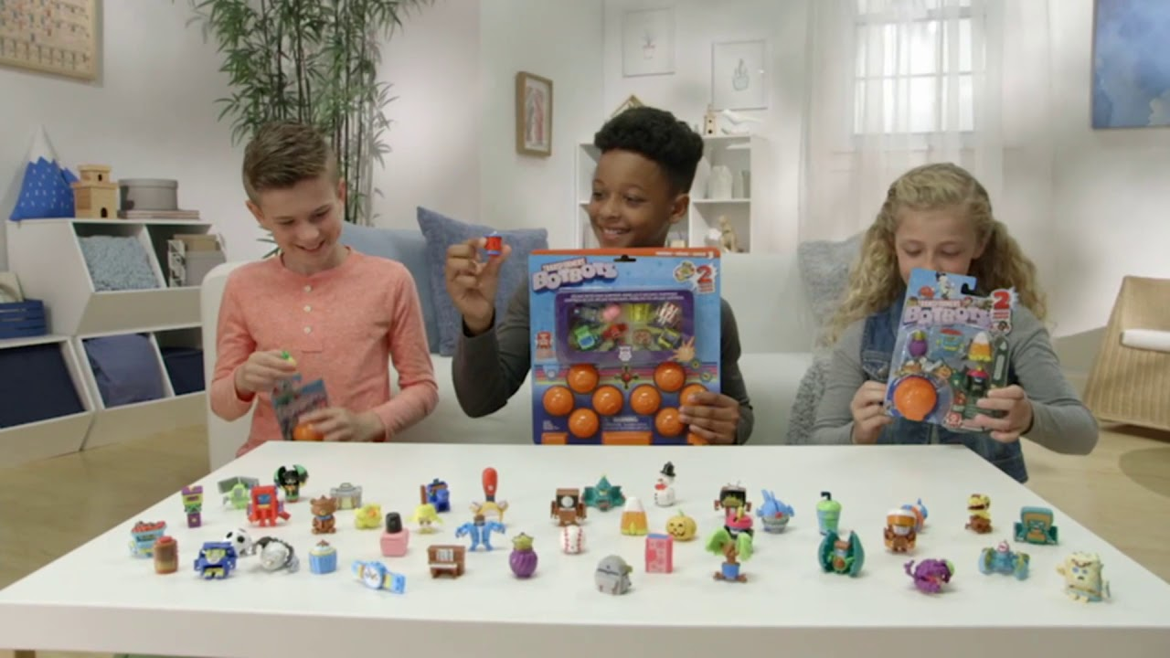Transformers Toys BotBots Arcade Renegades Surprise 16 Figures