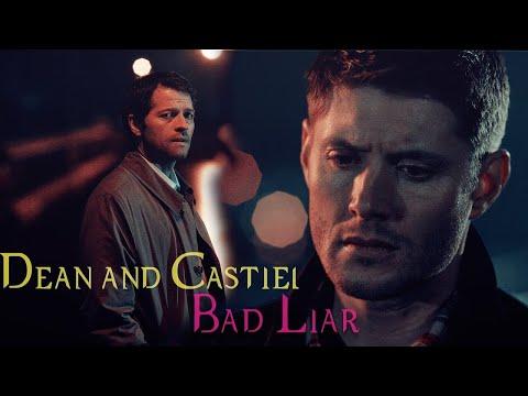 Dean & Castiel – Bad Liar (Imagine Dragons)