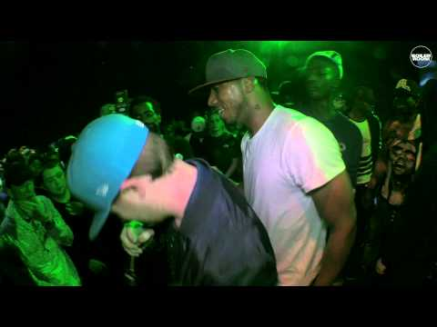 Ghetts & more ICA x The Eskimo Dance x Boiler Room London