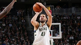 Best of 2018-19: Nikola Mirotic