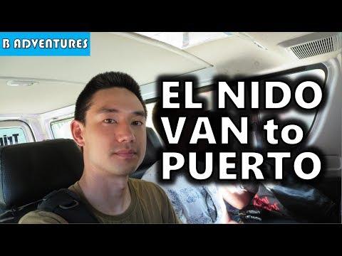 El Nido to Puerto Princesa City, Palawan, Philippines S3, Travel Vlog #66