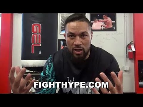 JOSEPH PARKER DISCUSSES POWER OF DILLIAN WHYTE VS. ANTHONY JOSHUA; EAGER TO EARN REMATCH SHOT