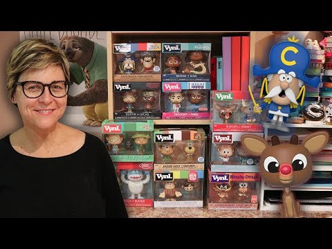 My Mom's Funko Collection!