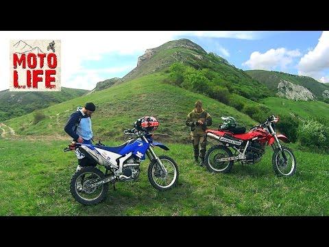 к Рим-горе на эндуро | Путешествие на мотоцикле эндуро [Moto Life]