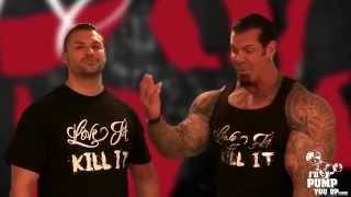 Rich Piana and Tim Muriello: 5% Nutrition Present and Future
