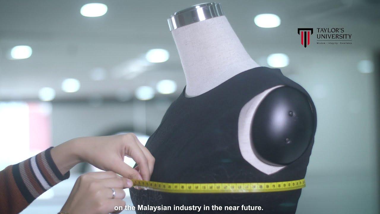 Bachelor In Fashion Design Technology Hons Youtube