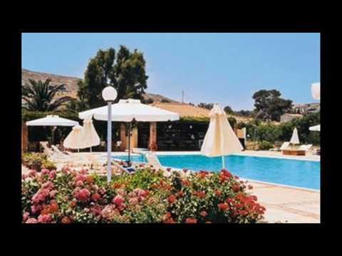 Appartementen Panselinos op Lesbos