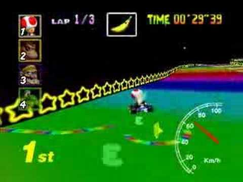 TAS Mario Kart 64 N64 In 5:16 By Weatherton