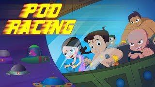 Chhota Bheem - POD RACING..