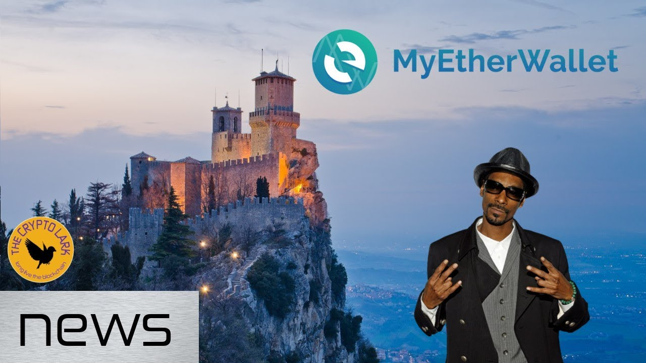 Bitcoin & Cryptocurrency News -  Top 100 in Blockchain, MEW, and Snoop XRP Dogg