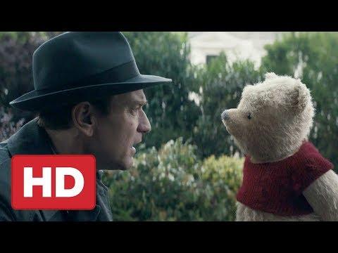 Christopher Robin  1 2018 Ewan McGregor, Hayley Atwell