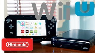 Wii U - Overview Video