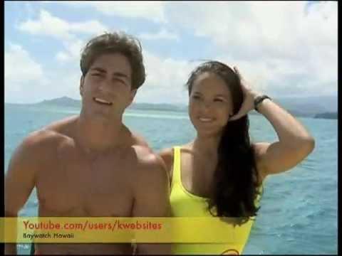 Jd, Kekoa and Sean Baywatch Hawaii