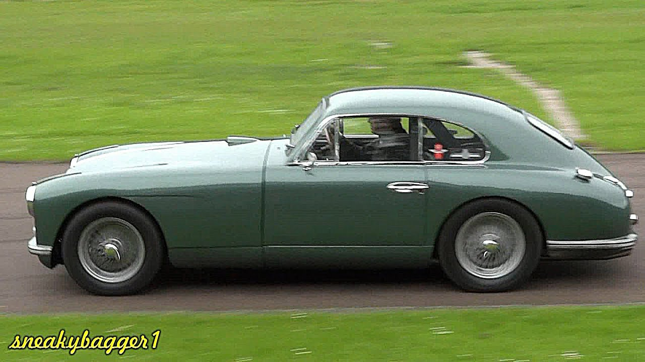 Alford Speedfest Austin Healey V Aston Martin YouTube - Aston martin austin