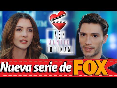 Aşk Mantık İntikam nueva serie de FOX TV