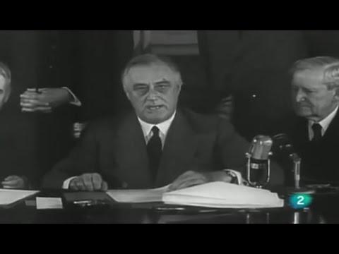Franklin D. Roosevelt - Las decisiones que conmocionaron al mundo - 360p