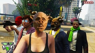 GTA 5 PIGGY HUNT & HIPSTER HUNT!!! - GTA 5 Online EPIC Mini-Games - GTA w/ The CREW
