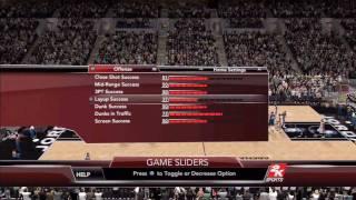 NBA 2K9 Review HD Quality