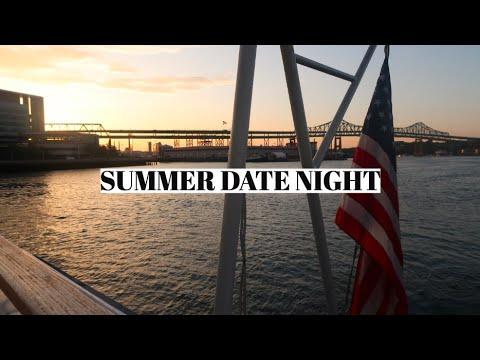 Summer Date Night | Spirit Of Boston Sunset Dinner Cruise, Cisco At The Seaport + More!