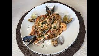 Risotto alla Pescatora - Chef Stefano Barbato