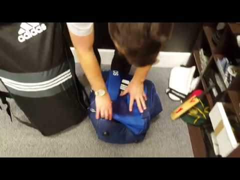 3253ca82 Adidas XT 2.0 & Libro 2.0 Duffle Cricket Bags Review