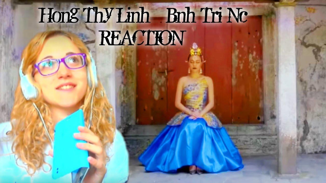 Hoàng Thùy Linh – Bánh Trôi Nước  MV REACTION