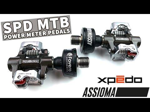 Power Meter Pedals: Favero Assioma // Xpedo SPD Hack // Gravel Power!