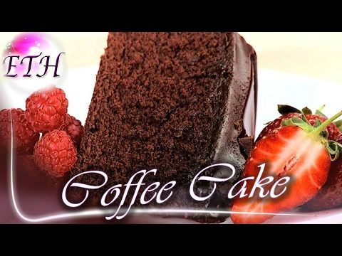 Easy Coffee Cake Recipe With Chocolate