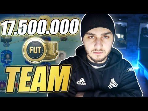 Fifa 19   Mein 17,5 Million Team + 2 Weekend League Spiele   Serkan Isak