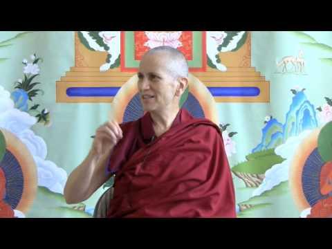 37 Green Tara Retreat: Making decisions, Part 1, 01-08-10