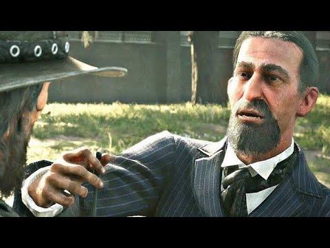 Red Dead Redemption 2=Ajudando Pessoa Desconhecida ! Marko Dragic.