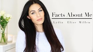 FACTS ABOUT ME | Why I don