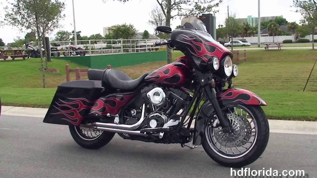 used 1992 custom bagger motorcycles for sale in florida youtube. Black Bedroom Furniture Sets. Home Design Ideas