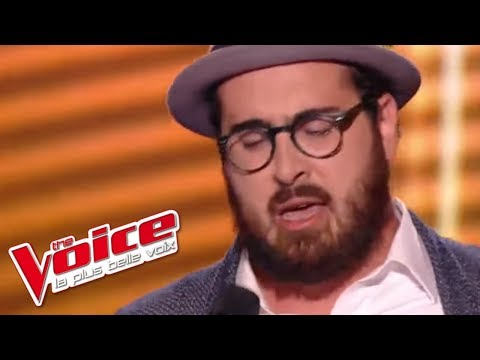 Vincent Vella  « Virtual Insanity » Jamiroquai  The Voice France 2017  Blind Audition