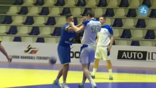 Handball, Slovenia - Kosovo, qualification U21, headlines 07.01.2017 - headlines