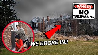 We Spent 24 HOURS in an Insane Asylum - Challenge