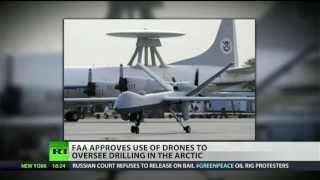 FAA approves first commercial drone use