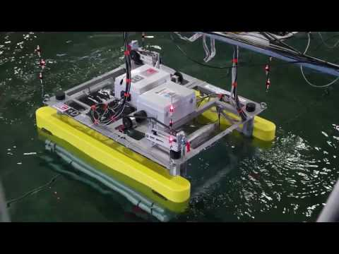 Wave Energy Converter Simulation (WEC-Sim) project