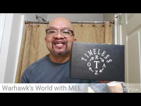 Warhawk's Thoughts on the Timeless Razor