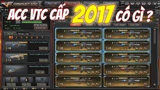 Show Kho Đồ Acc VTC cấp 2017 Có Những Gì HOT ??