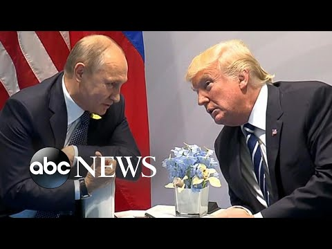 Trump, Putin's high-stakes G-20 meeting