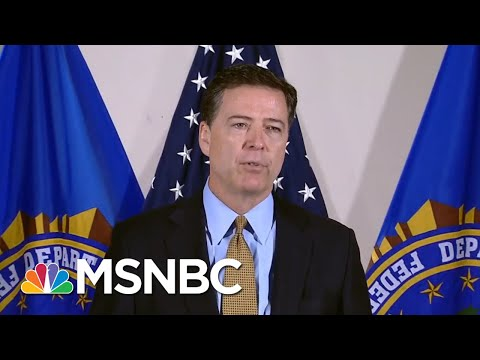 James Comey Reaches A Deal With GOP On Closed-Door Testimony | Hallie Jackson | MSNBC