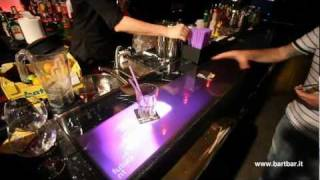 Bart - Multitouch & Multiemotion Bar Counter