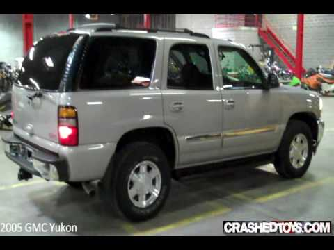Gmc Yukon Slt >> 2005 GMC Yukon SLT - YouTube