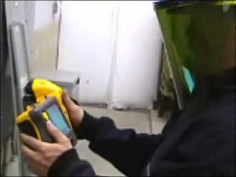 Infrared Scanning/Thermal Imaging: Meadow Valley Electric demonstration