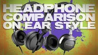 Beyerdynamic DT 1350 vs Sennheiser HD25-1 II ENG DJ Headphone Review