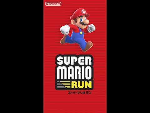 スーパーマリオラン - SUPER MARIO RUN(iOS)
