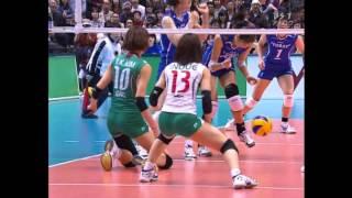 2009/10プレミアリーグ決勝 vs JT