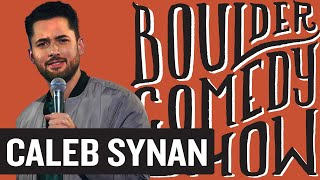 Meet Caleb Synan | Boulder Comedy Show Podcast